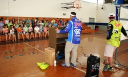 FLW  Outreach Program: Lakeside HS, Eufaula AL
