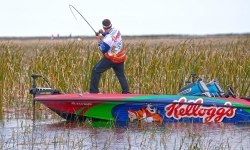 FLW Majors Lake Okeechobee - Day 4